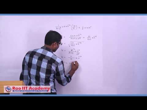 Electric Potential Energy and Potential Part 1 - IIT JEE Main and Advanced Physics Video Lecture