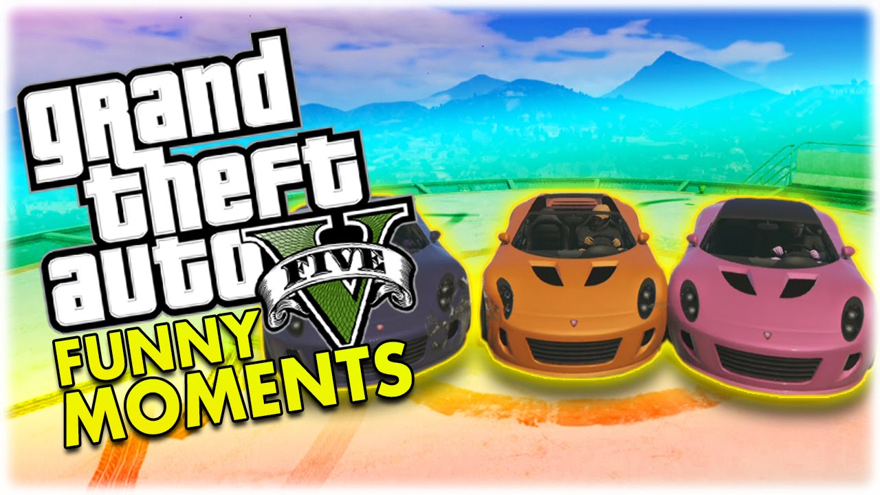 Struggle Of Getting Thumbnails Gta V Funny Moments Youtube