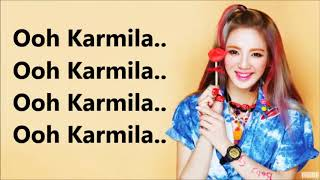KARMILA - FARID HARJA (LIRIK)