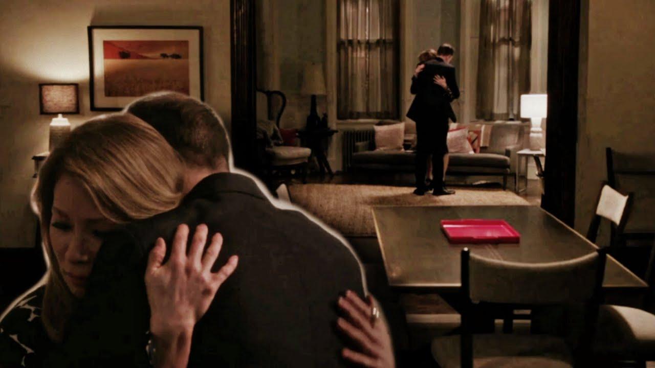 Download Sherlock hugs Joan   Elementary