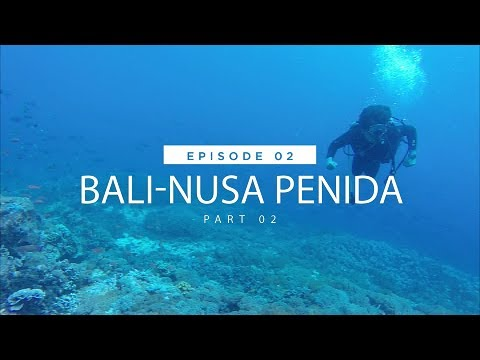 #TRAVELOGY 02 Episode Bali-Nusa Penida (Diving) Part 02