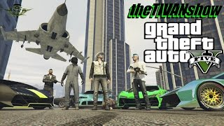 MEMORIAL WEEKEND GTA5 LIVE STREAM - PS4 - WITH THE CREW