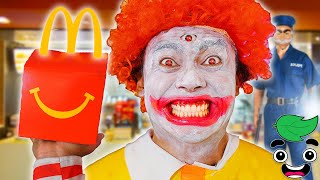 10 Things Not To Do at MCDONALDS 2..