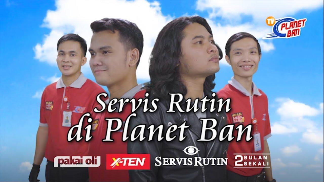 TVC Planet Ban - Servis Rutin (Sinetron)