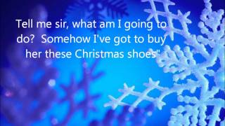 The Christmas Shoes Lyrics