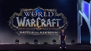 World Of Warcraft Whats Next BlizzCon 2017