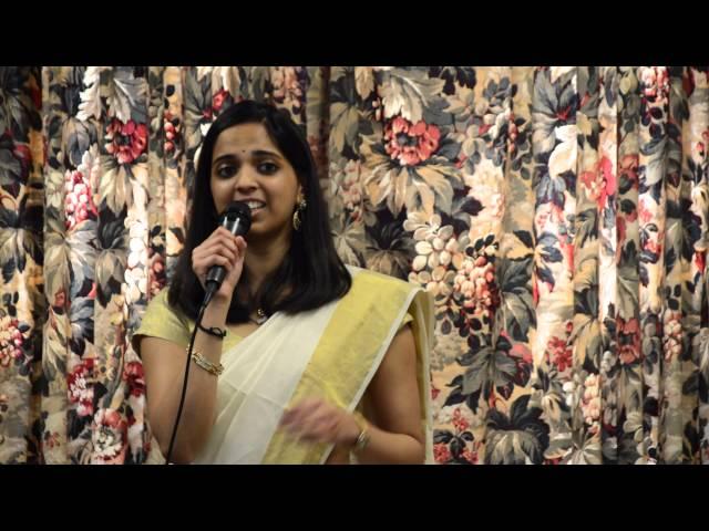 Aruna Singing