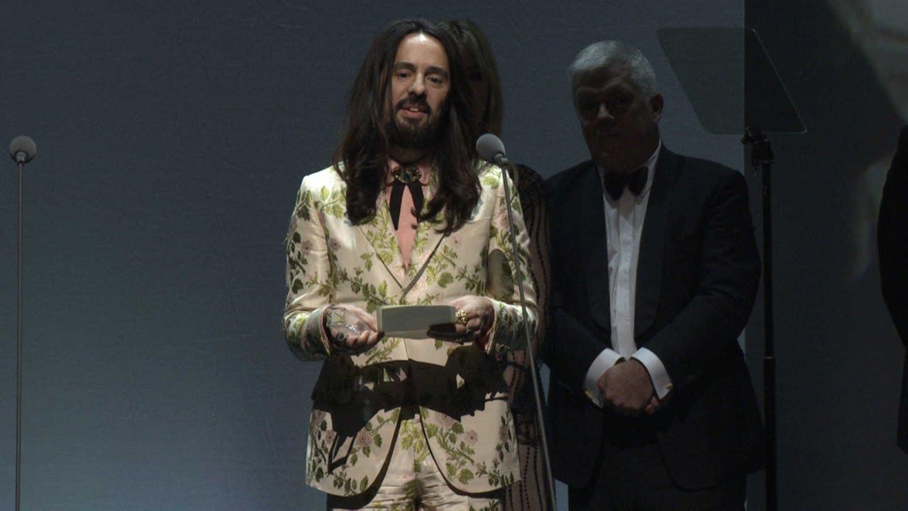 Alessandro Michele Fashion Designer