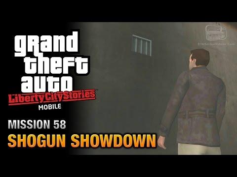GTA Liberty City Stories Mobile - Mission #58 - Shogun Showdown