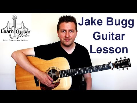 Jake Bugg - Two Fingers - Guitar Lesson - How to Play - Drue James