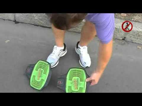 УРОК №5 Раздельный 4-колесные скейты