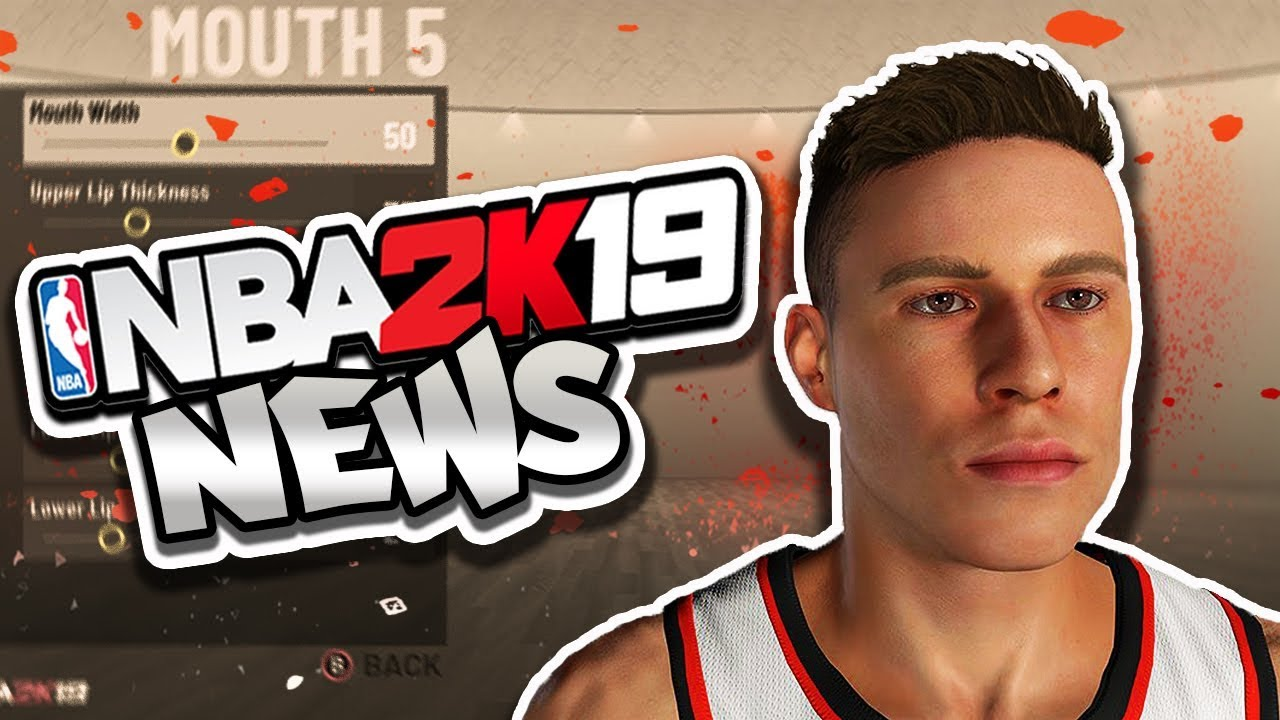 NBA 2K19 New Features - Custom Hairstyles, Summer League, Skipped Cutscenes, & Mentorships