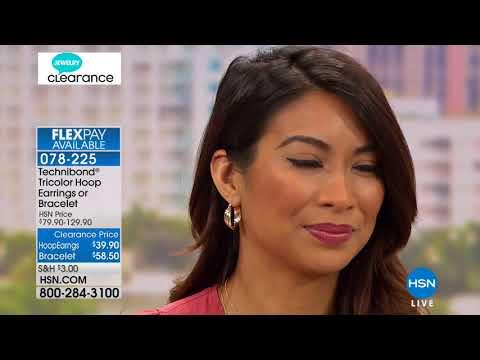 HSN   Technibond Jewelry Clearance 03.28.2018 - 10 AM