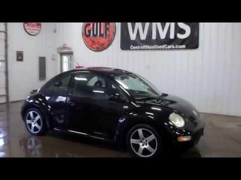 2002 Volkswagen New Beetle Sport~ www.wmsohio.com