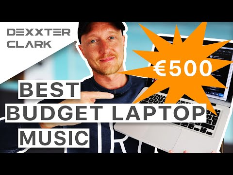 best budget laptop for music production around 500 euro in 2018 TOP 5