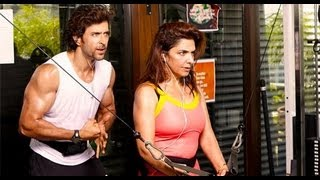 ACTOR HRITHIK ROSHAN ULTIMATE WORKOUT WITH MOTHER PINKY ROSHAN
