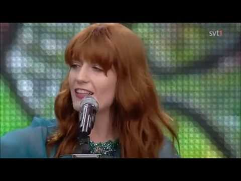 FLORENCE & THE MACHINE - YOU'VE GOT THE LOVE  -  LIVE 2013