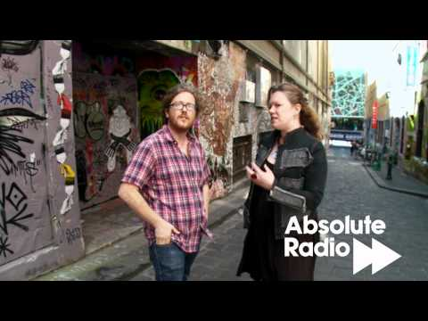 Absolute Radio learn about Melbourne's Laneways & Hidden Secrets
