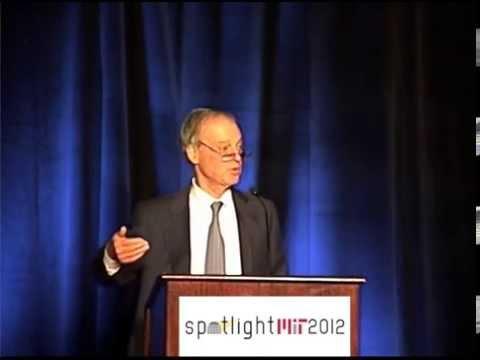 Spotlight MIT 2012 - John Reed - Chairman, MIT Corporation
