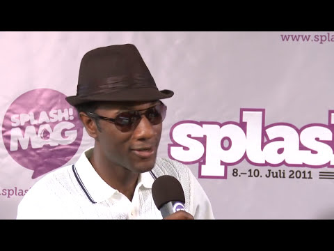 splash! Mag - Aloe Blacc im Interview (Vinyl Check 2011)