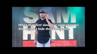 Sam Hunt - Bottle It Up (with lyrics) Mp3