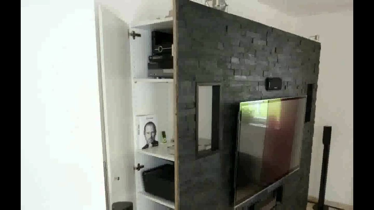 deko steinwand wohnzimmer sch ne youtube. Black Bedroom Furniture Sets. Home Design Ideas