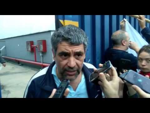 PepsiCo: Camilo Mones, delegado de los trabajadores, desde la planta de Florida
