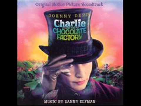 Charlie And The Chocolate Factory OST - Augustus Gloop