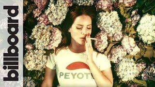Lana Del Rey's 16 Best Songs About Getting High   Billboard