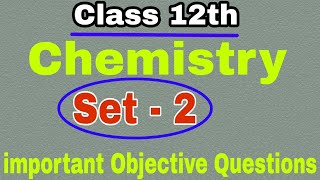 railway exam chemistry important question