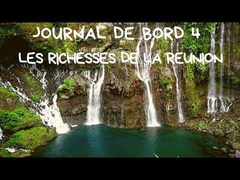 JOURNAL DE BORD 4 // LES RICHESSES DE LA REUNION... //