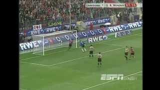 Bayer Leverkusen 4 x 1 Bayern de Munique - Campeonato Alemão 2004/2005