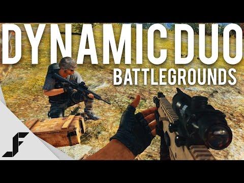 THE DYNAMIC DUO - Battlegrounds