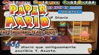 El fantasma del compartimiento 4/Paper Mario: La Puerta Milenaria #68