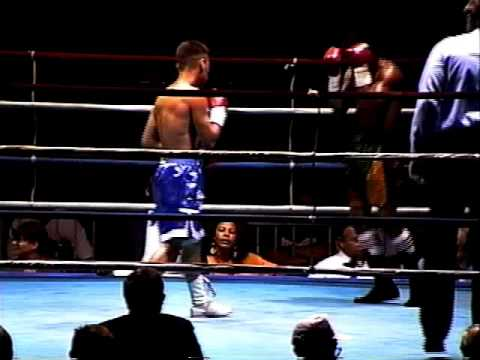 Professional Boxing: Westchester county center August 25 1993