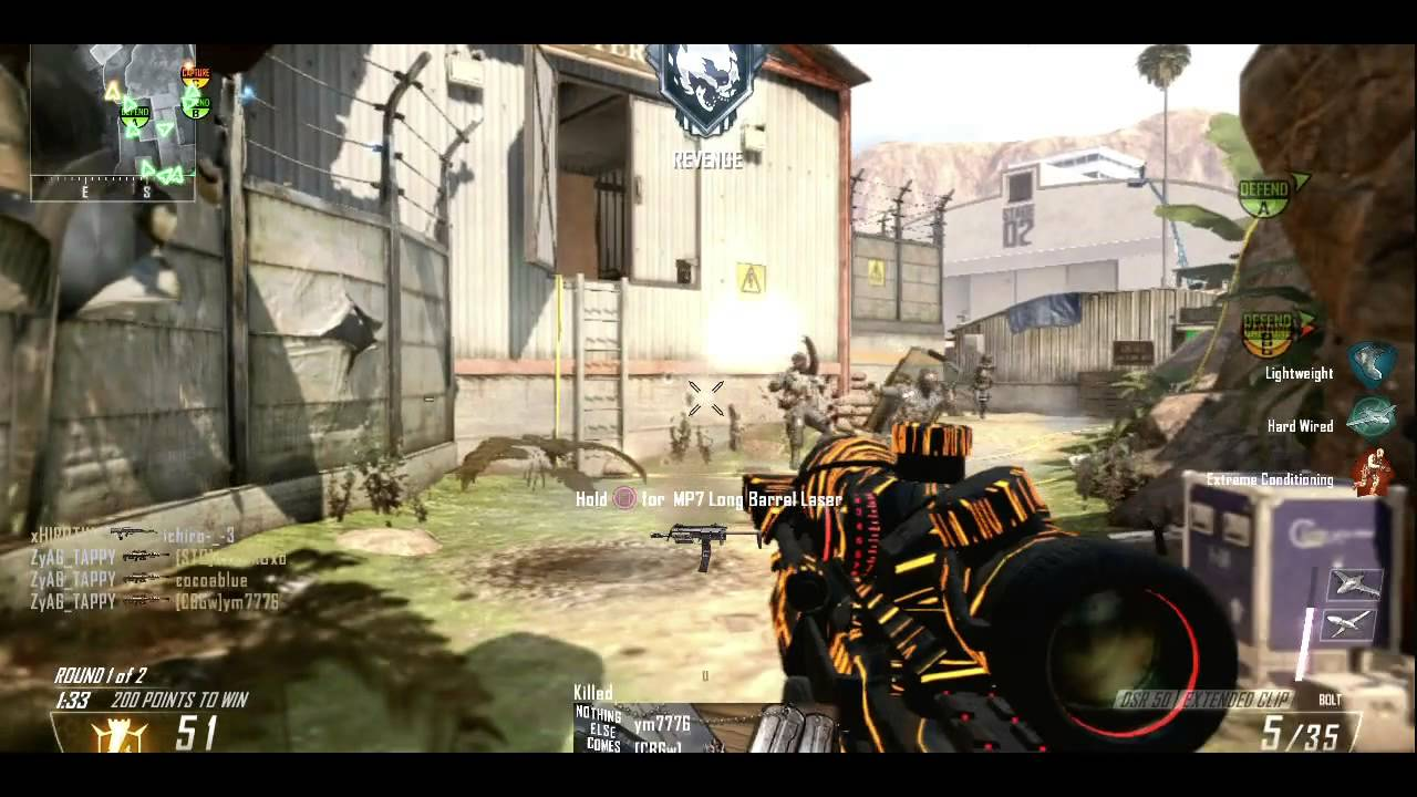 Zyag 2k black ops 2 teamtage by faze slp - 5 1