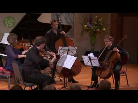 Vaughan Williams - Piano Quintet in C minor - 2nd movement Andante