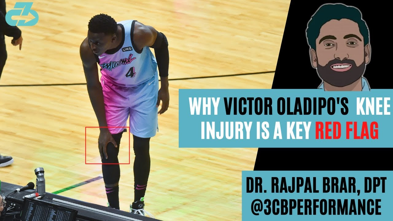 Victor Oladipo injury update: Heat guard to have season-ending ...