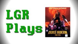 LGR Plays - Duke Nukem 3D [L.A. Meltdown]