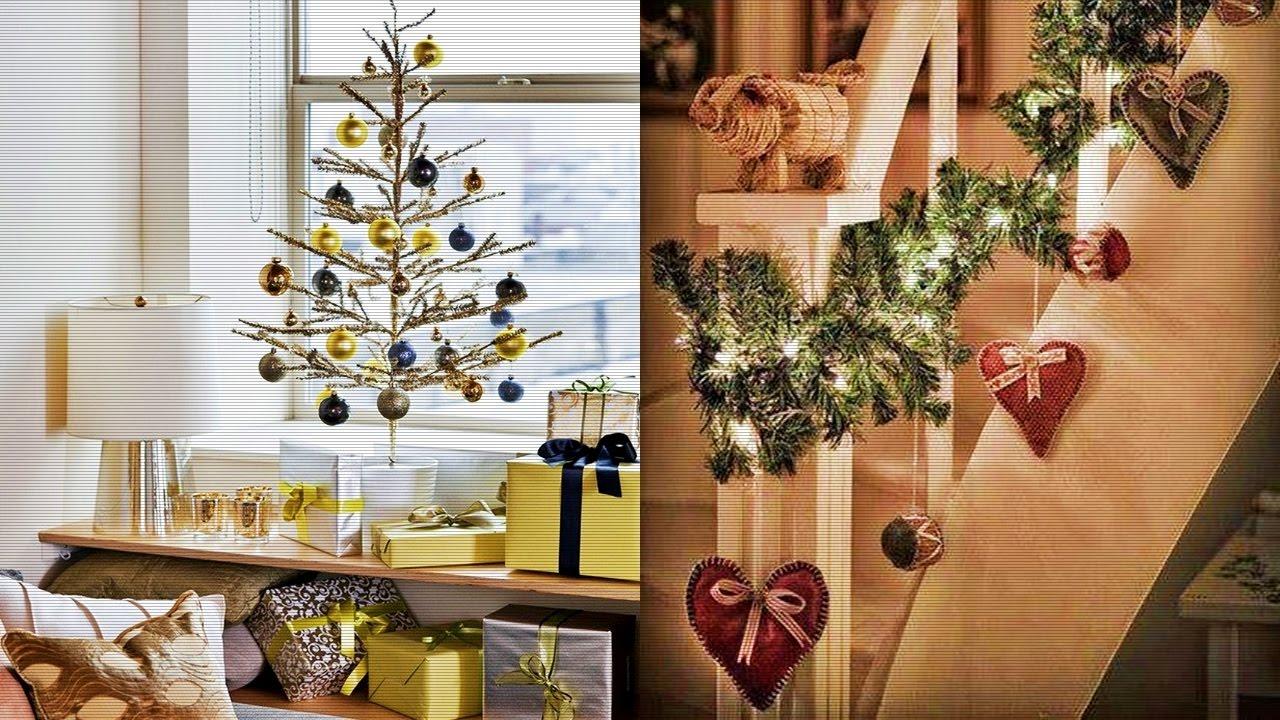 Las mejores decoraciones para navidad 2016 youtube - Mesa para navidad decoracion ...
