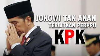 Istana: Jokowi Tak Akan Terbitkan Perppu KPK