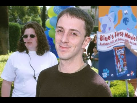 Original 'Blue's Clues' Host Steve Burns Finally Addresses His ...