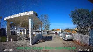 Anfahrt Torreira Campingplatz