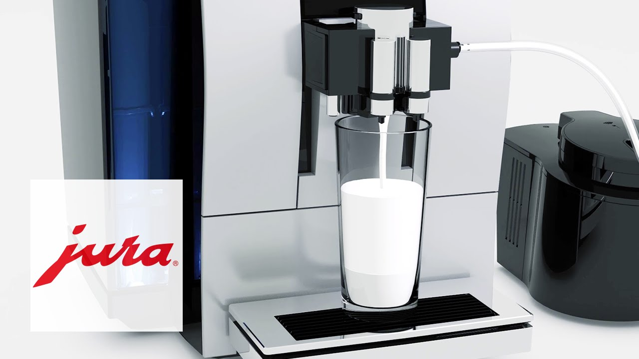 kaffeevollautomat milchschaum