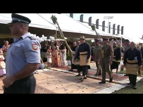 Tongatapu Royal Agricultural, Fisheries & Tonga-Made Show 2017