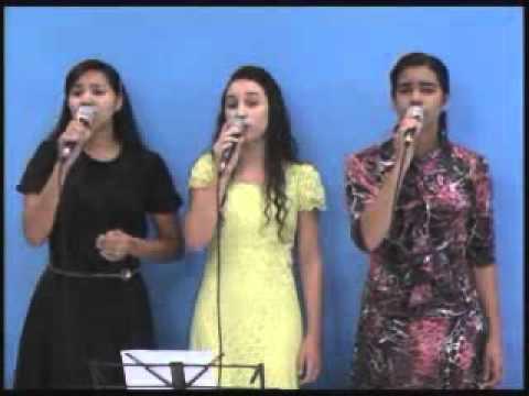 Gloria de Deus - Ana Luzia, Carla e Ludymilla - Tabernaculo da Fé-Anápolis/GO