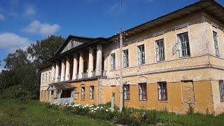 В поселке Бушуиха восстанавливается Арсениево-Комельский монастырь.