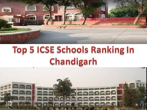 Top 5 ICSE Schools Ranking In Chandigarh