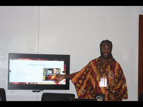 Abibitumi Kasa: Experiences at the World's Largest Online African Language Learning Institute
