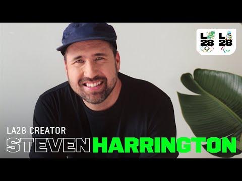 Steven Harrington | LA28 Creator